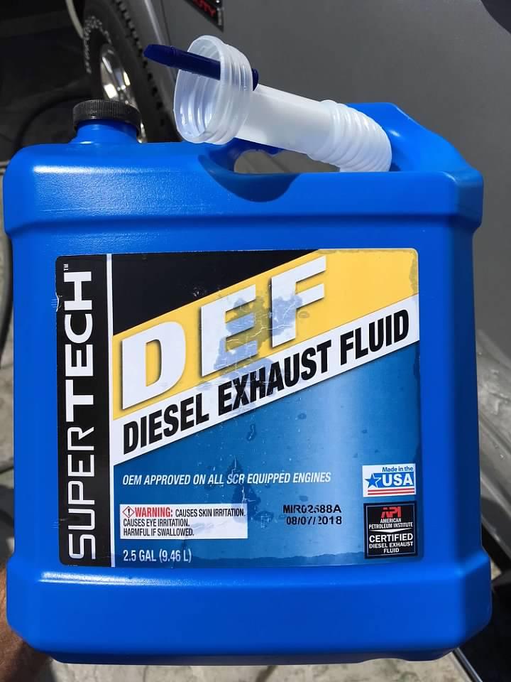 A DEF Story w/Pics - Dodge Cummins Diesel Forum