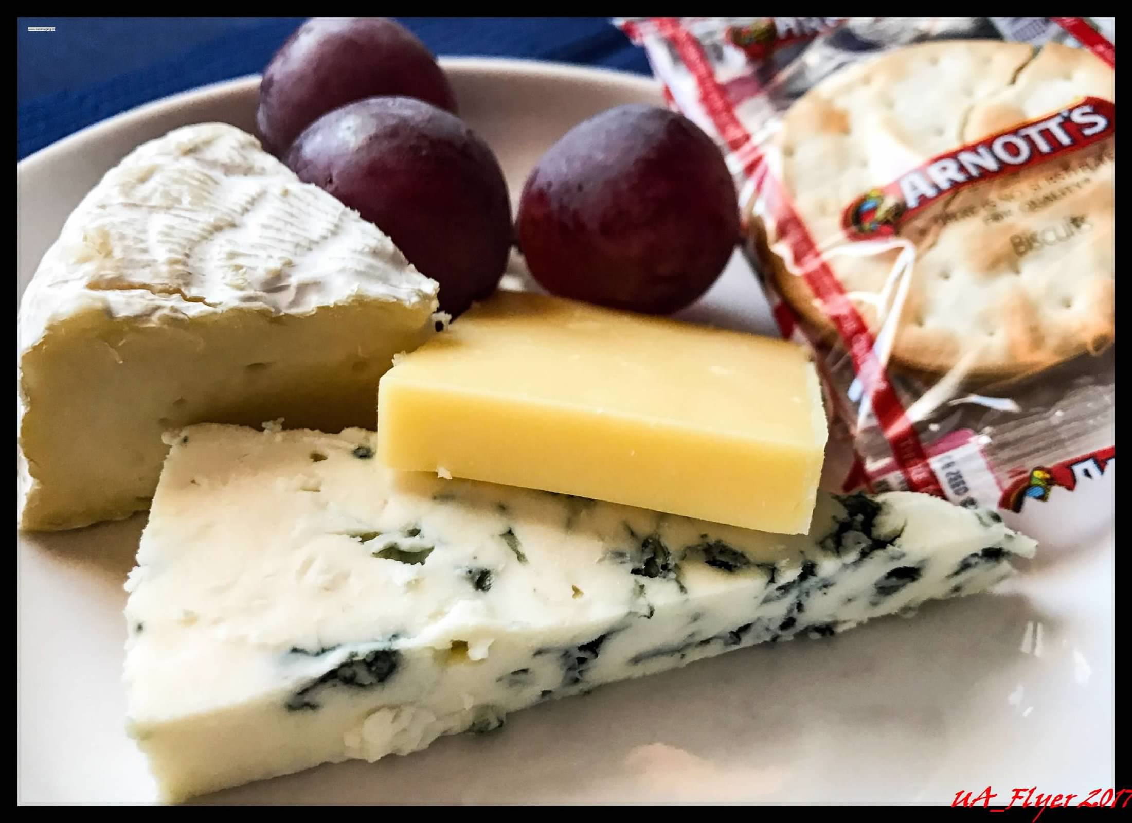 2017 Lets Eat Polaris First Business Page 56 Arnotts Joyful Package Extra Cheese Same Menu As Post772 From The Flight I Took On 13 Days Ago