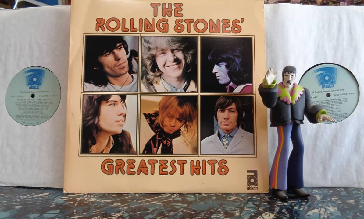 Rolling Stones Greatest Hits Vol I